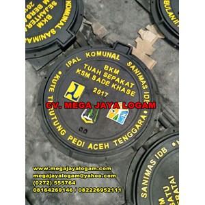 MANHOLE chamber COVER BULAT KS diameter 60 cm
