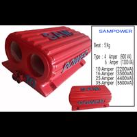 Sam Power GO Alat penambah daya