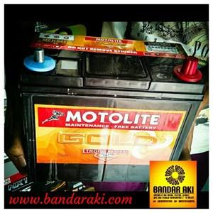 Aki Mobil Motolite