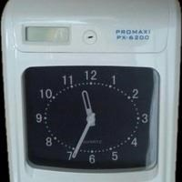 Mesin Absensi kartu Promaxi 6200 1