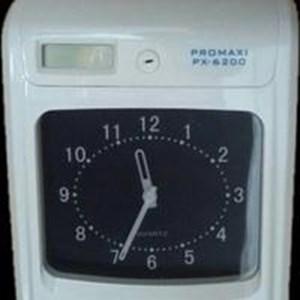 Mesin Absensi kartu Promaxi 6200
