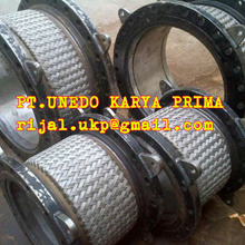 PIPA STAINLESS STEEL FLEXIBLE METAL HOSE SS304