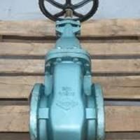 Beli BALL VALVE TRUNION A216 WCB 4