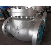 SWING CHECK VALVE ASTM A216 WCB 1