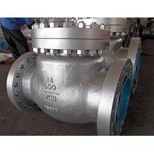 SWING CHECK VALVE ASTM A216 WCB
