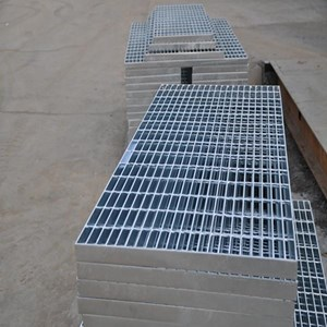 Steel Grating Galvanis
