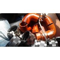 Distributor pipe dan perlengkapan nya.coupling  cast iron... 3