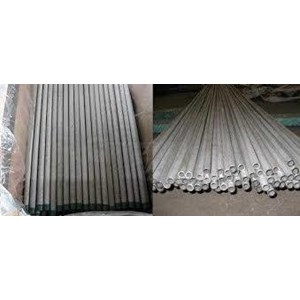 PIPE TUBING SEAMLES SS 316L