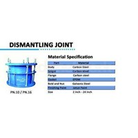 Jual Dismantling Joint Brand Local 2