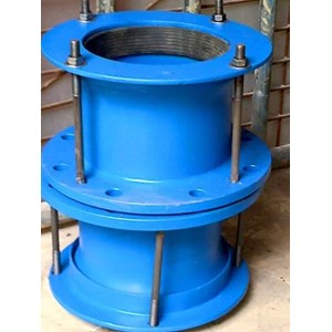 Flange Adaptor Cast Iron Forr Steel
