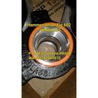 Hammer Union Fig 206 Thred 6000 Psi