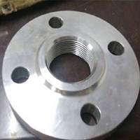 FLANGE STAINLESS STEEL THREDED