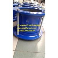 Jual Dresser Joint Coupling Pipe Steel 2