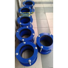 Dresser Joint Coupling Pipe Steel