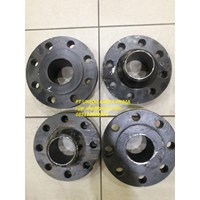 Flange Wn RF Carbon Steel 1