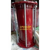 Dresser Joint Sleeve Buat Sambungan Pipe  Steel 1