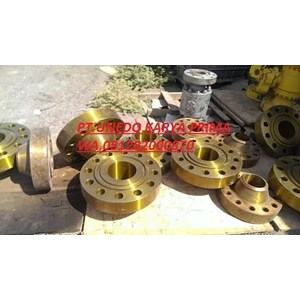 FLANGE WN RTJ 2500 PSI
