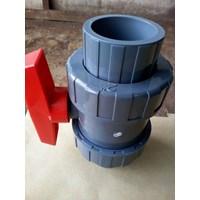 Jual Ball Valve True Union PVC Socket