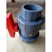 Ball Valve True Union PVC Socket