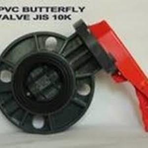 Butterfly Valve Pvc Merek CM