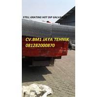 Besi Grating Hotdip Galvanis 1