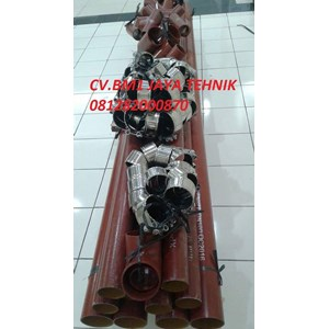 Pipe Cast Iron Panjang 3 Mtr.