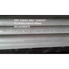 Pipe Tubing Seamless Sankyo