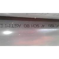 Pipe PVC Sch 80