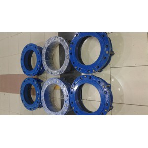 Flange Adaptor DCI Foor Steel