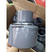 Reducer PVC Sch 80 Spears
