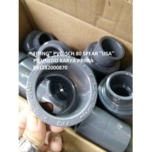 Sock Coupling PVC Sch 80