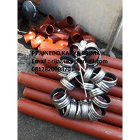 Pipe Dan Fiting Cast Iron Pam Global 1