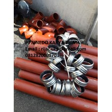 Pipe Dan Fiting Cast Iron Pam Global