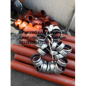 Dari Pipe Dan Fiting Cast Iron Pam Global 0