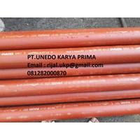 Pipe Cast Iron Pam Global Panjang 3 Mtr