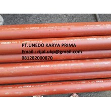 Pipe Cast Iron Pam Global Panjang 3 Mtr