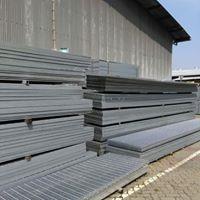 Steel Grating Hot Deep Galvanis 20Feet X 3Feet