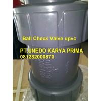True Union Ball Check Valve UPVC SH