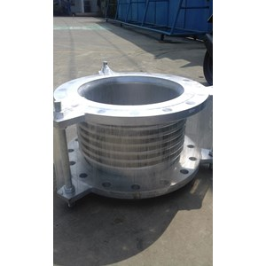 Expantion  Joint SS 304 Flange Ansi 300
