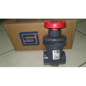Gate Valve Spears UPVC