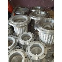 Flexible Metal Hose Flange Ansi 150 Stainless Steel