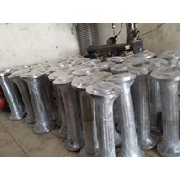 Beli Flexible Metal Hose Stainless Steel Flange Cs Ansi 150 4