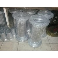 Jual Flexible Metal Hose Stainless Steel Flange Cs Ansi 150 2