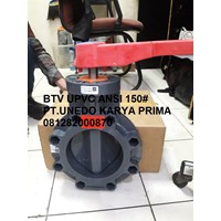 Butterfly Valve Upvc Spears