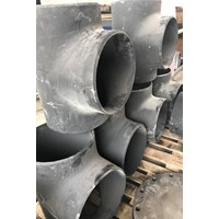 Equal Tee Sch 40 Carbon Steel