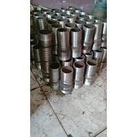 King Nipple Sch 40 Carbon Steel