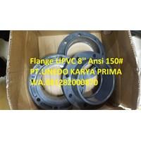 Flange UPVC 8'' Ansi 150 Sch 80