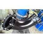 Elbow All Socket Seall EPDM Forr Pipe Steel 1
