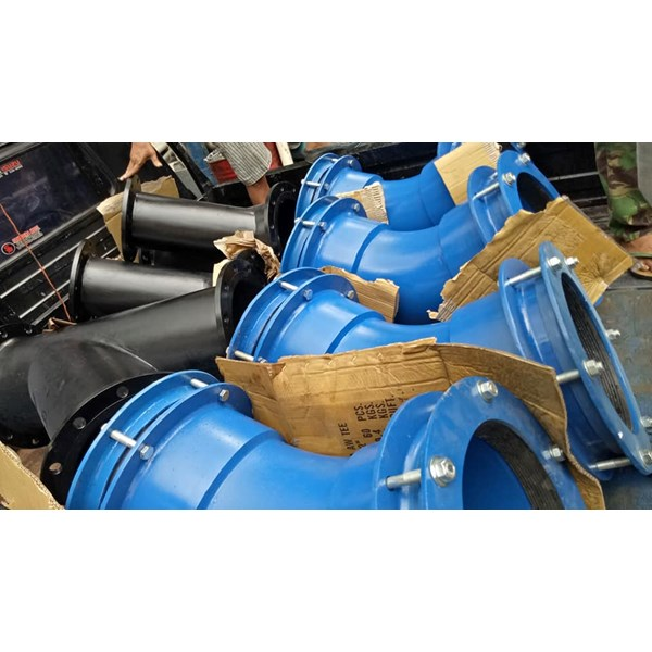 Elbow All Socket Seall EPDM Forr Pipe Steel
