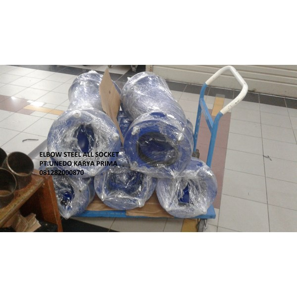 Elbow Steel All Socket Forr Pipe PVC